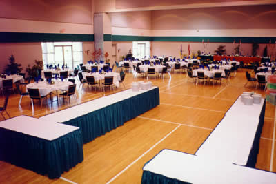 Civic Centre - Main Hall